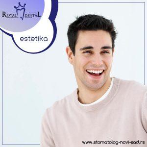 Prirodan izgled zuba podrazumeva sklad sa fizionomijom lica i tela