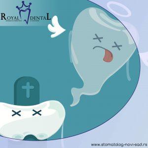 Gubitak zuba ima čitav niz posledica po čitav organizam