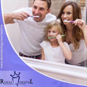 Sistem (samo)nagrađivanja značajno doprinosi razvoju pozitivnih navika, pa tako i navika u održavanju oralne higijene