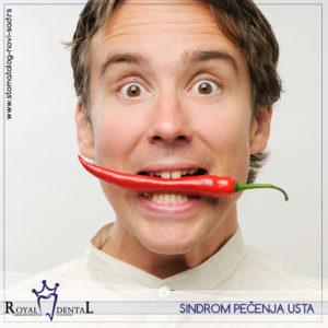 Otkrivanje uzroka sindroma pečenja usta je osnovni korak u dijagnozi i terapiji