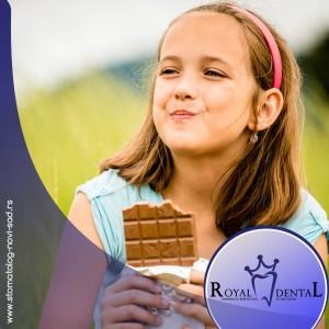 Slatkiši i zdravlje zuba