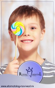 Uticaj slatkiša na zdravlje zuba