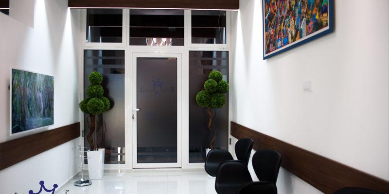 Stomatološka ordinacija Royal Dental – Novi Sad – čekaonica