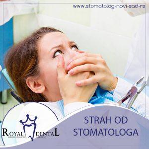U zavisnosti od izraženosti straha od stomatologa, postoje različite metode za savlađivanje i uspostavljanje saradnje između lekara i pacijenta