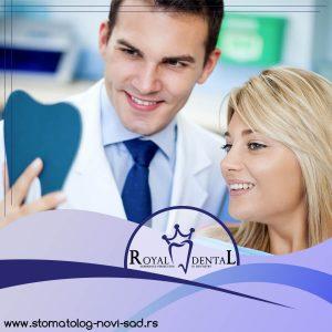 Redovnim pregledima kod stomatologa mnoga oboljenja se mogu sprečiti ili zaustaviti u početnom stadijumu